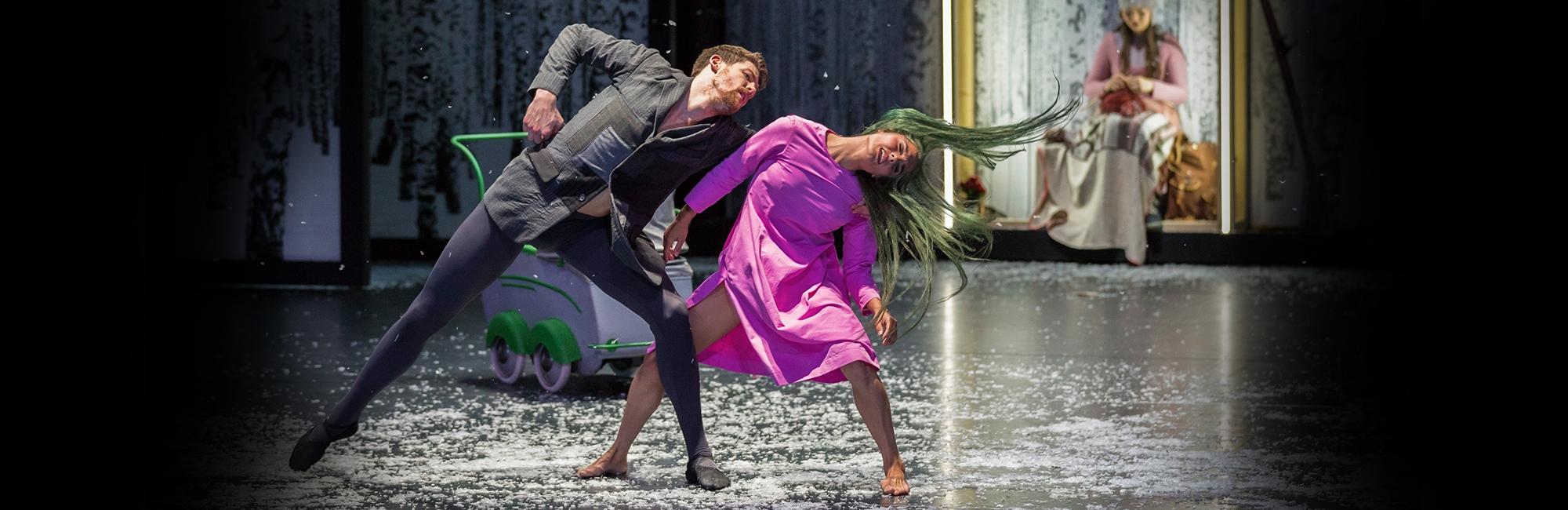 Maison De La Danse Spectacle De Danse Sortir A Lyon