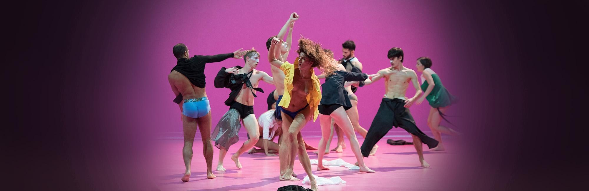 Maison de la Danse   Spectacle de danse - Sortir à Lyon 255e5ba3425